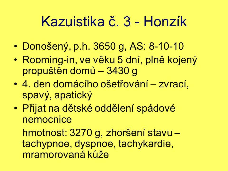 Kazuistika č. 3 - Honzík Donošený, p.h. 3650 g, AS: 8-10-10