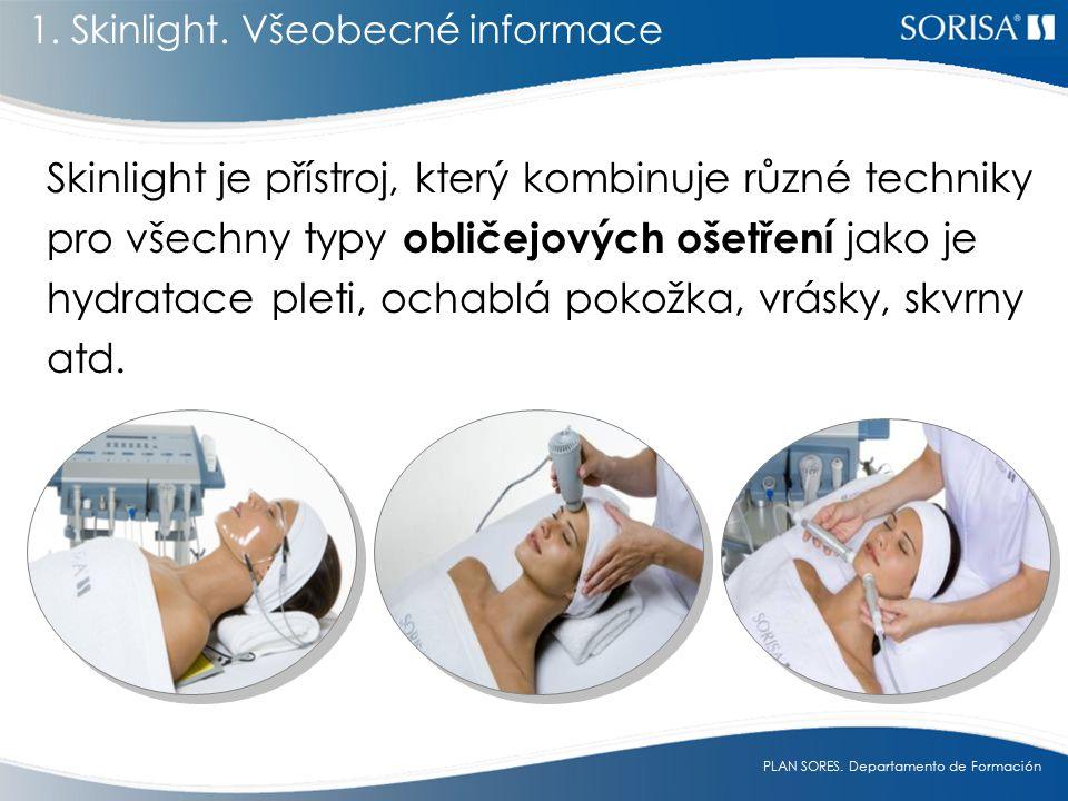 1. Skinlight. Všeobecné informace