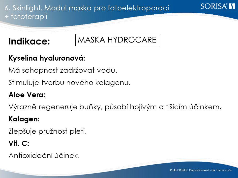 Indikace: MASKA HYDROCARE