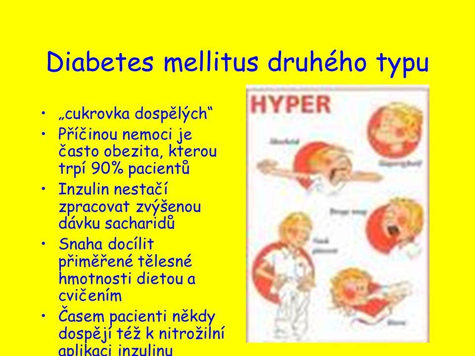 Diabetes mellitus druhého typu