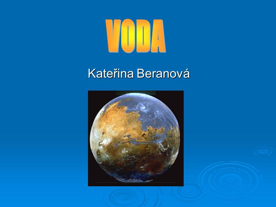 VODA Kateřina Beranová