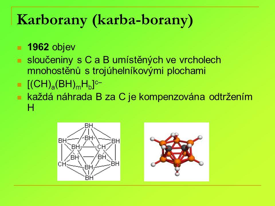 Karborany (karba-borany)