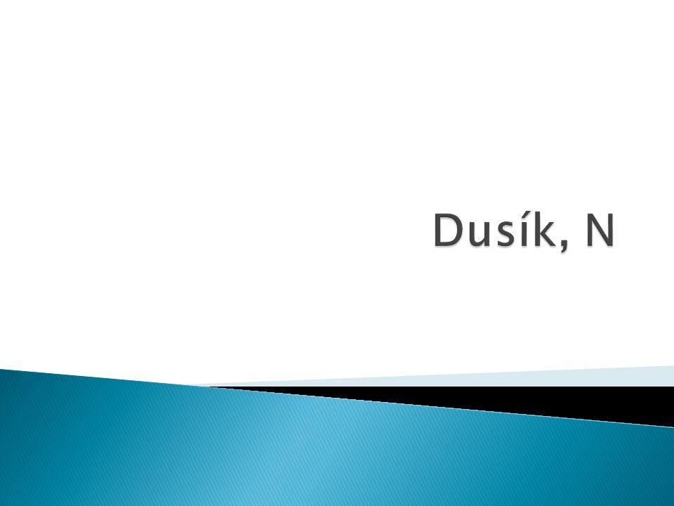 Dusík, N