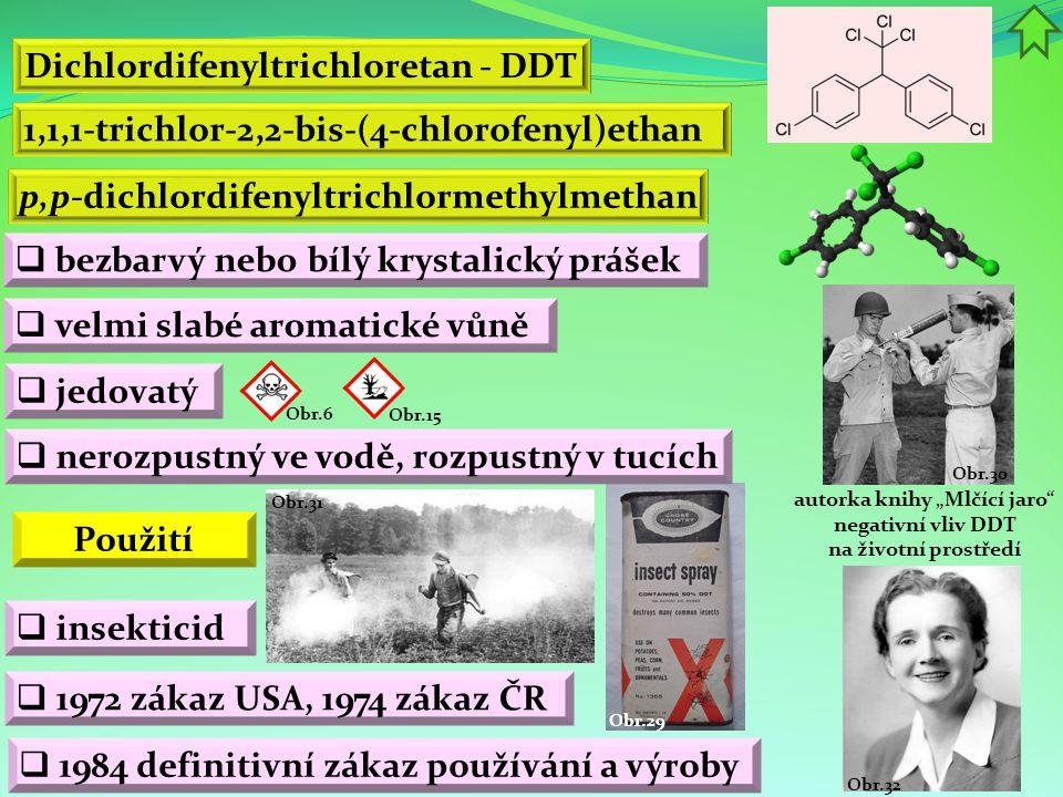 Dichlordifenyltrichloretan - DDT