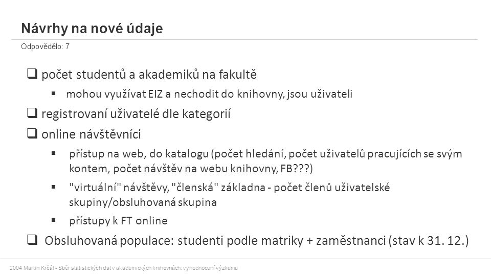 počet studentů a akademiků na fakultě
