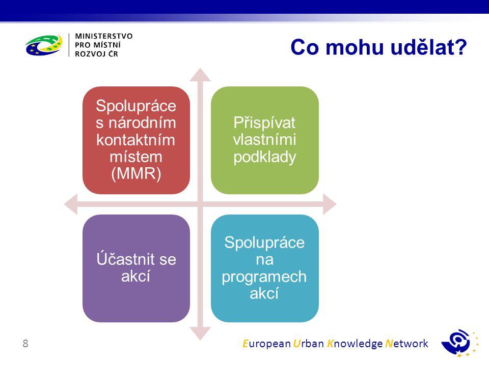 Co mohu udělat Spolupráce s národním kontaktním místem (MMR)