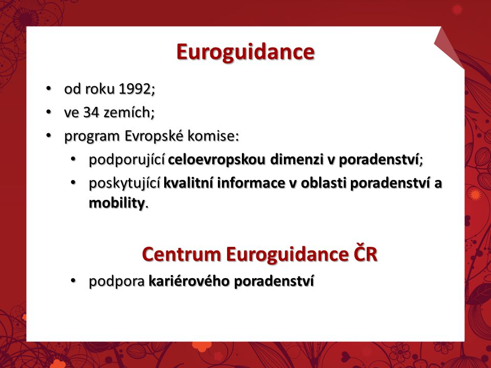 Centrum Euroguidance ČR