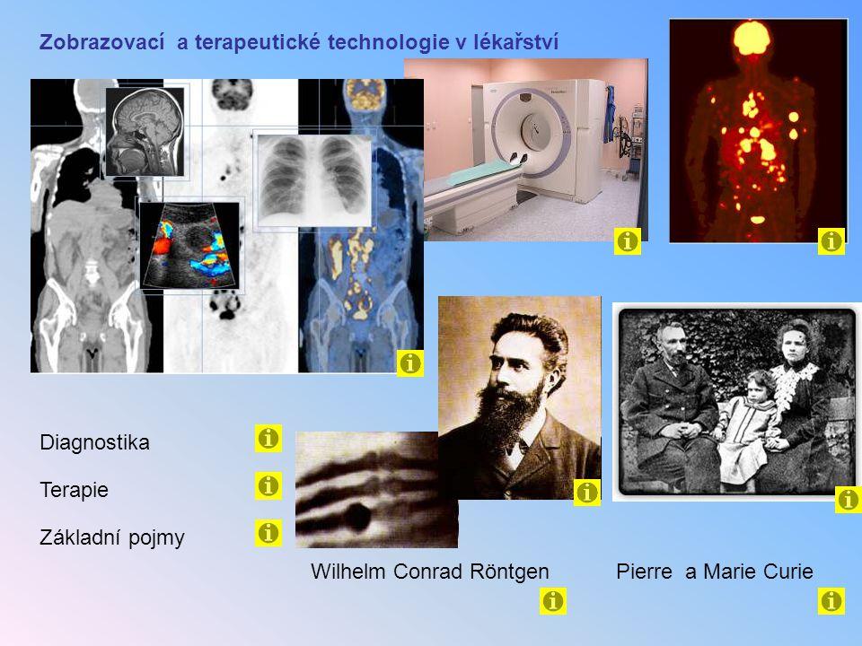 Zobrazovací a terapeutické technologie v lékařství