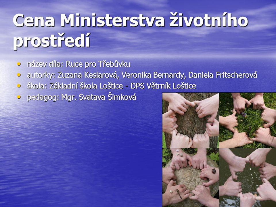 Cena Ministerstva životního prostředí