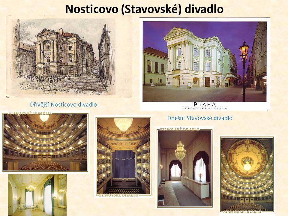 Nosticovo (Stavovské) divadlo