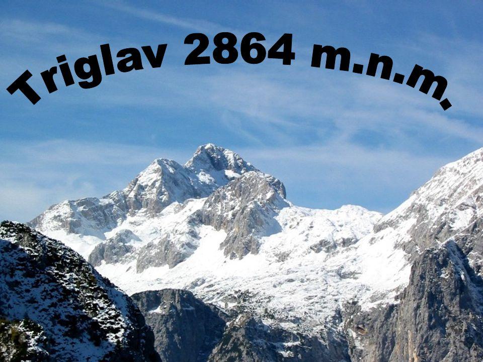 Triglav 2864 m.n.m.