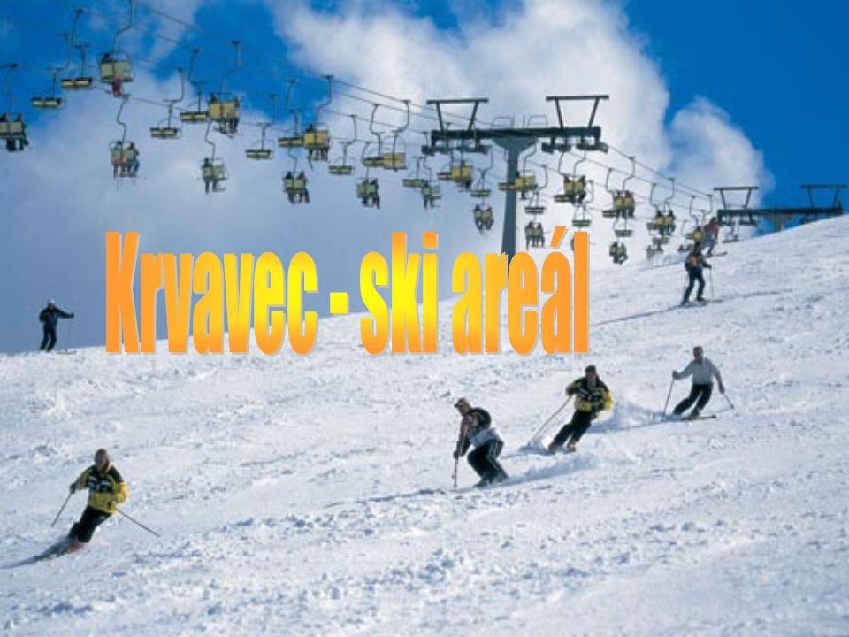 Krvavec - ski areál