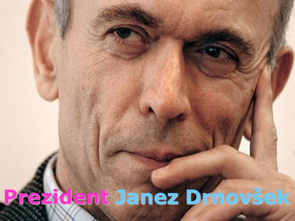 Prezident Janez Drnovšek