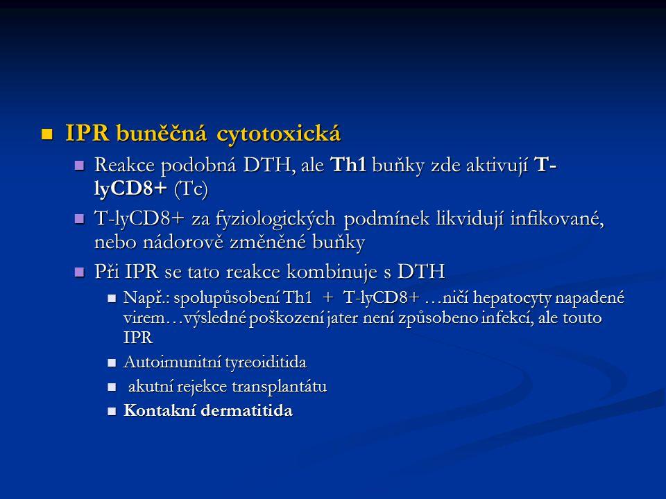 IPR buněčná cytotoxická