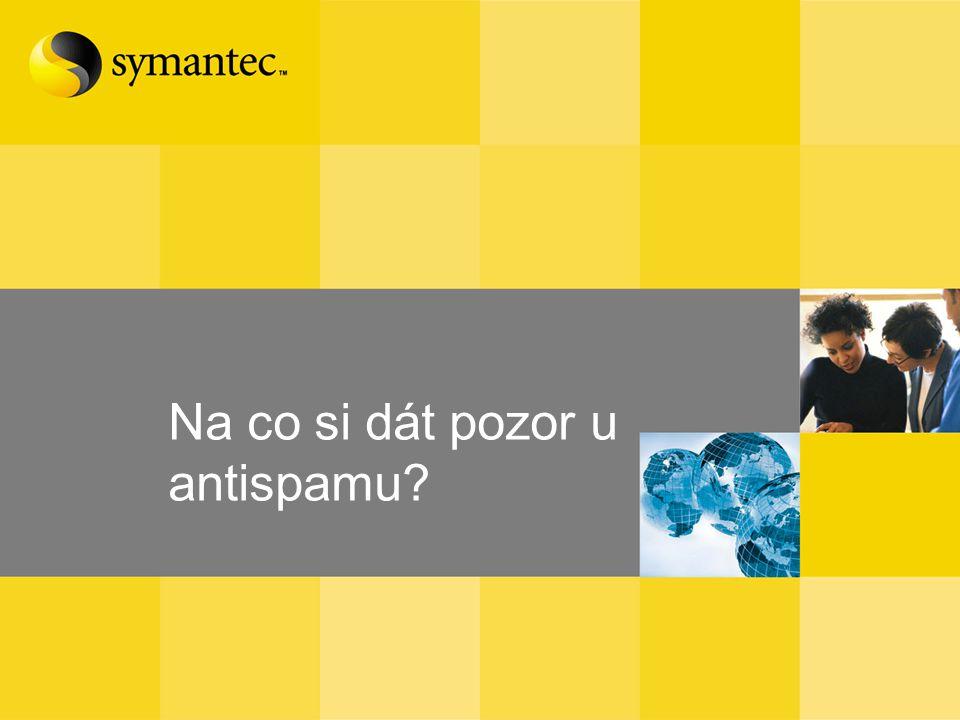 Na co si dát pozor u antispamu