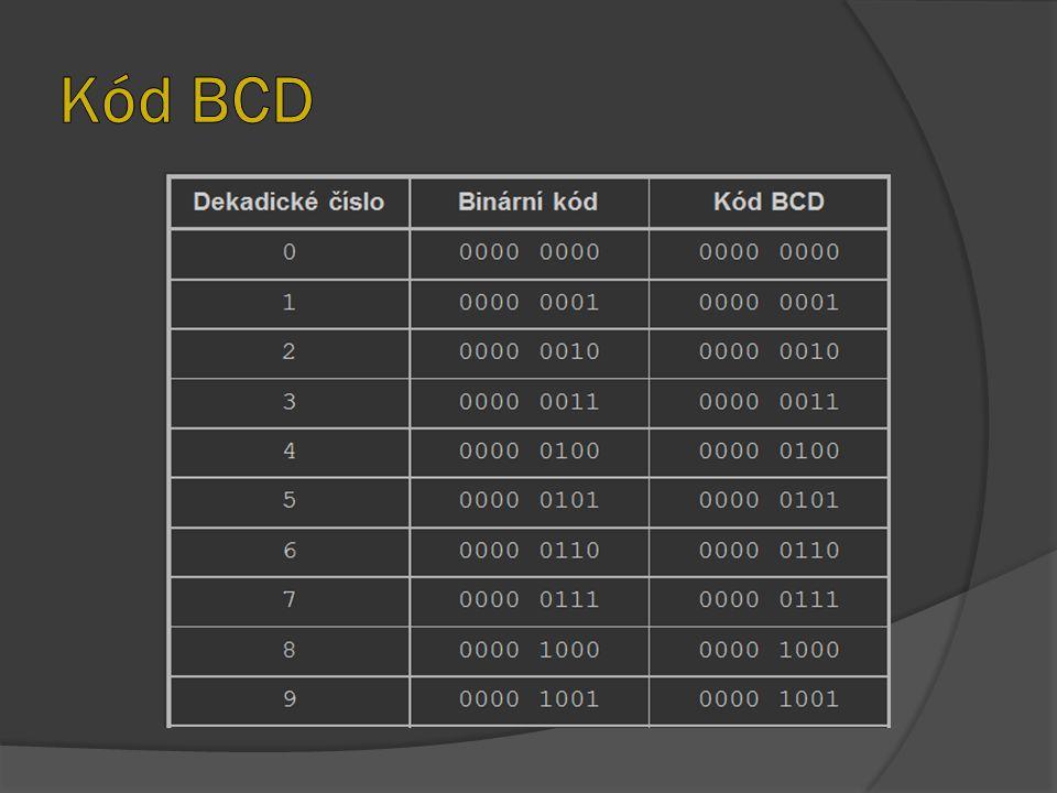 Kód BCD