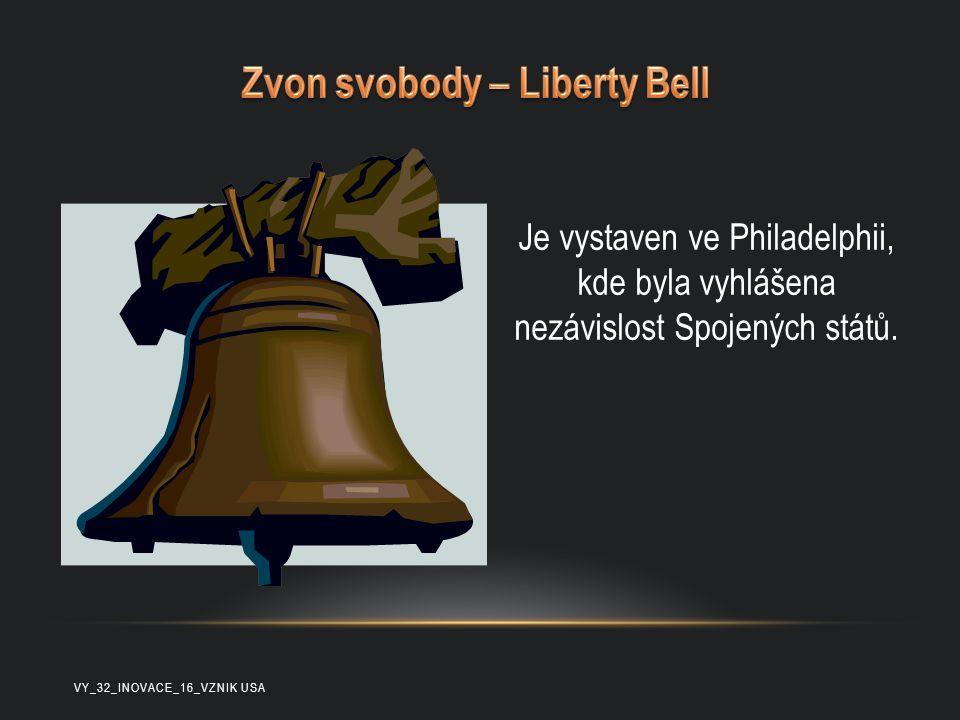 Zvon svobody – Liberty Bell