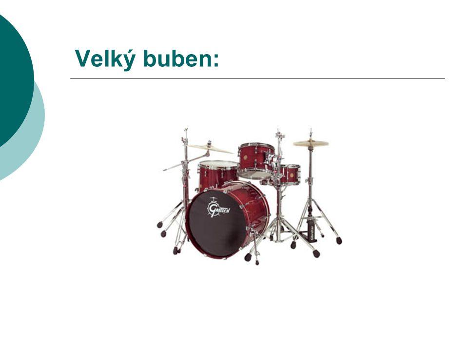 Velký buben: