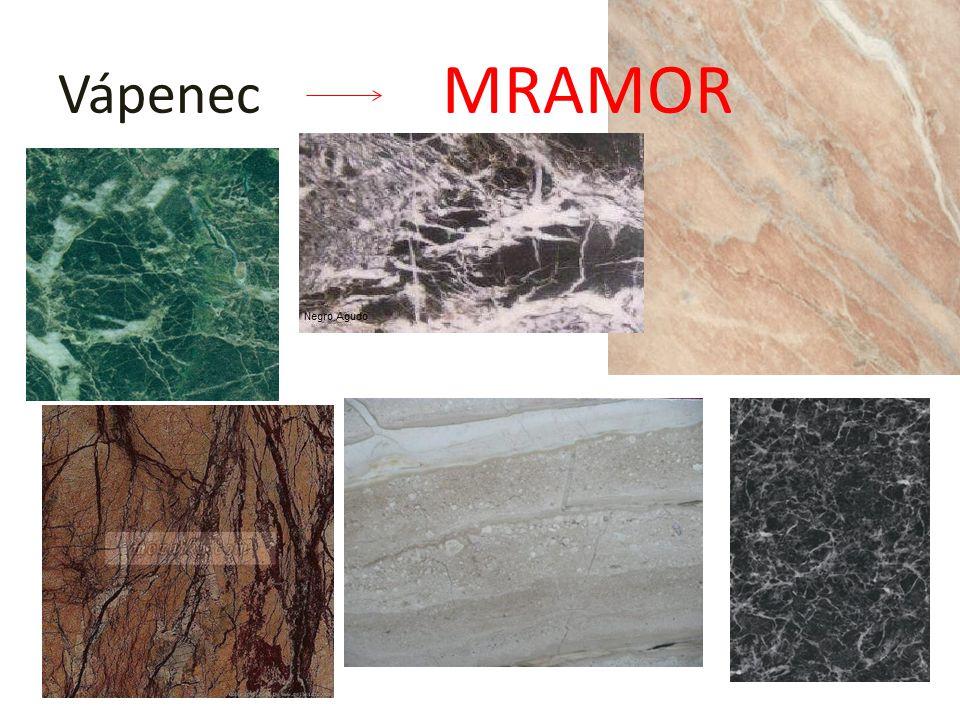 Vápenec MRAMOR