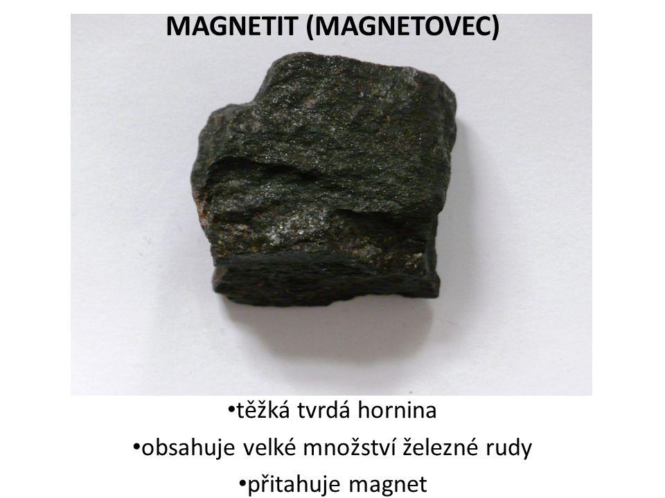MAGNETIT (MAGNETOVEC)
