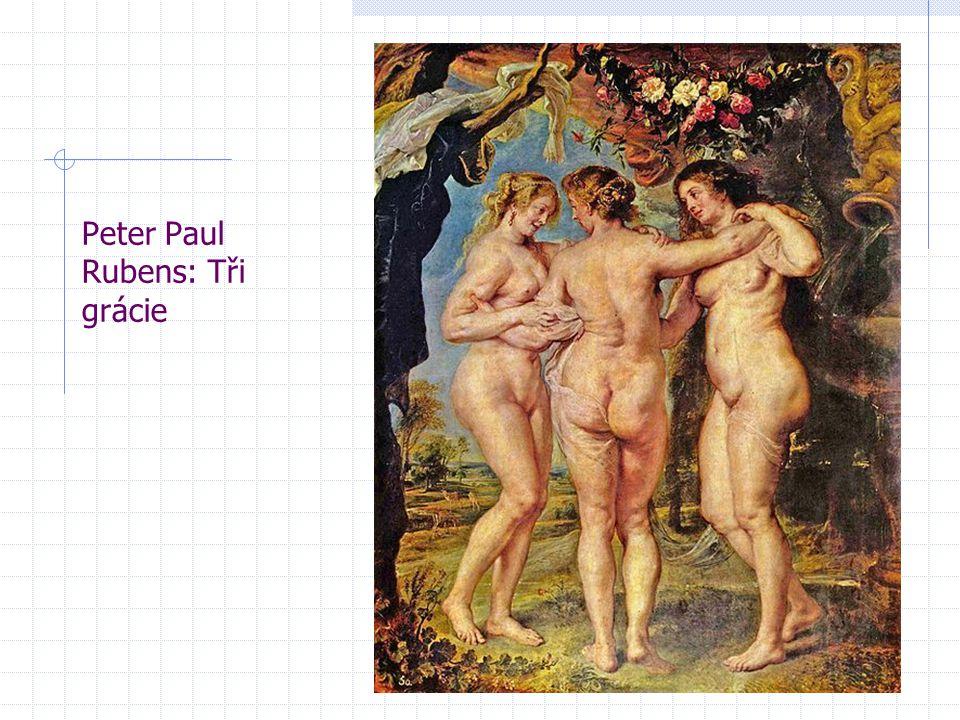 Peter Paul Rubens: Tři grácie