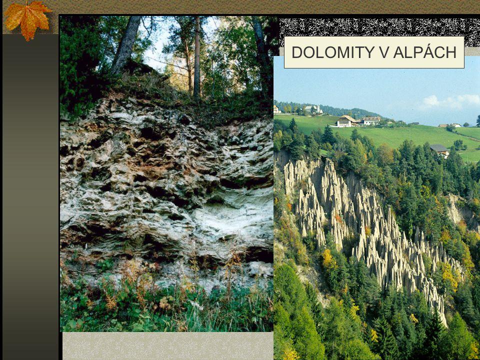 DOLOMITY V ALPÁCH