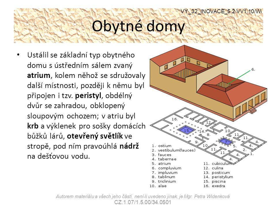 VY_32_INOVACE_5.2.VV1.10/Wi Obytné domy.