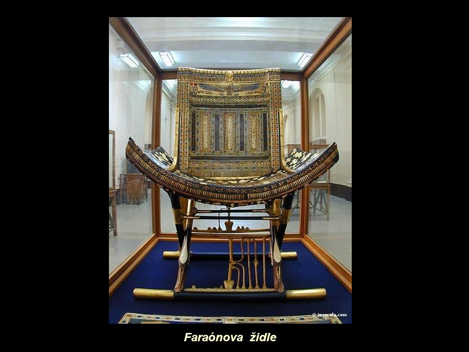 Faraónova židle