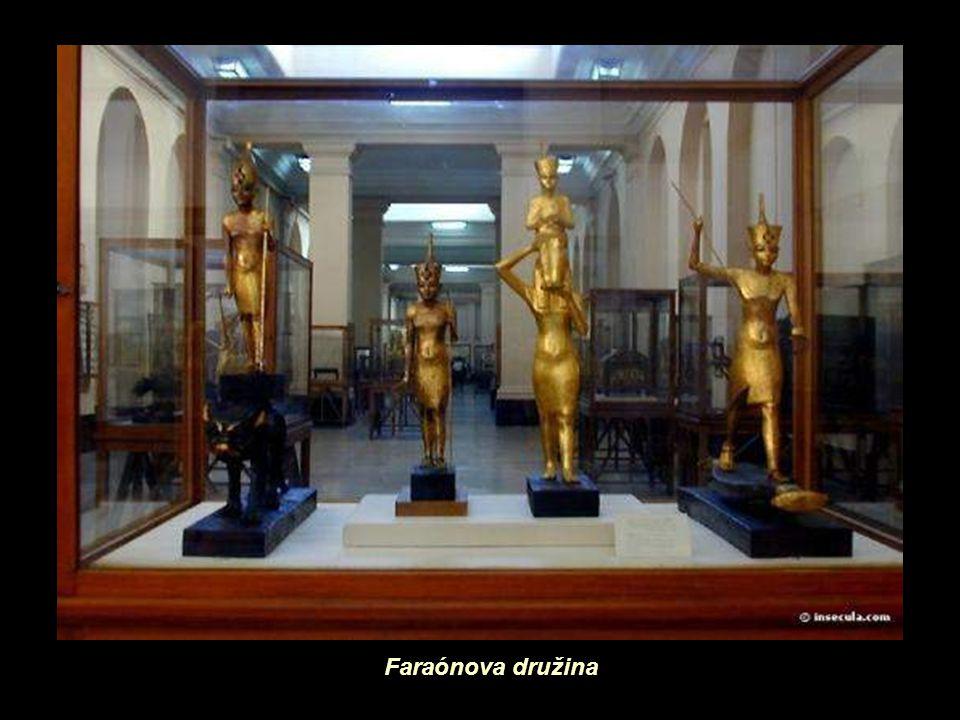 Faraónova družina