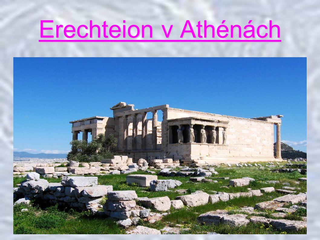 Erechteion v Athénách