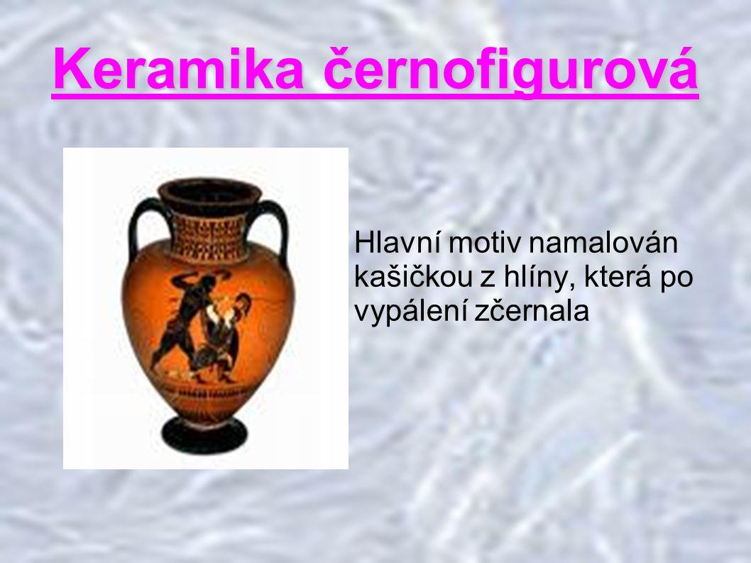 Keramika černofigurová