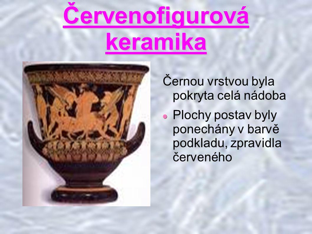 Červenofigurová keramika