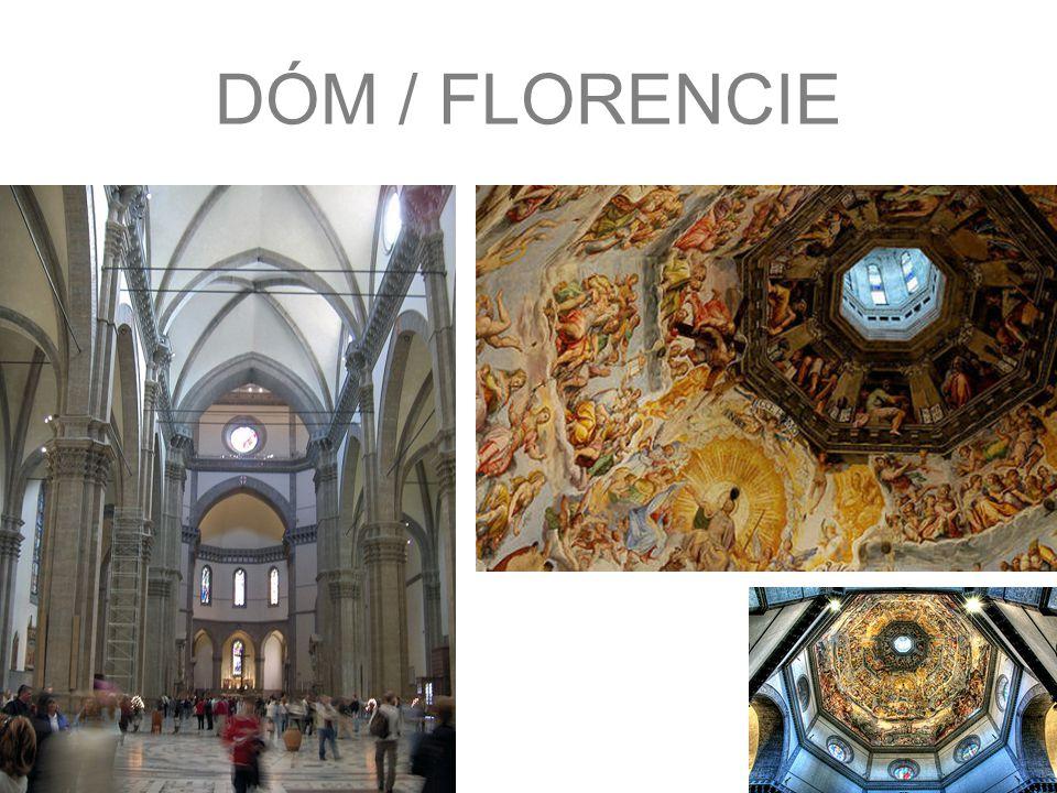 DÓM / FLORENCIE