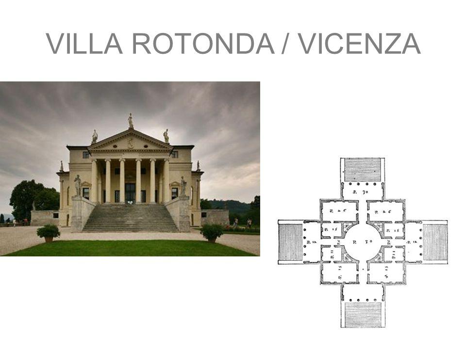 VILLA ROTONDA / VICENZA