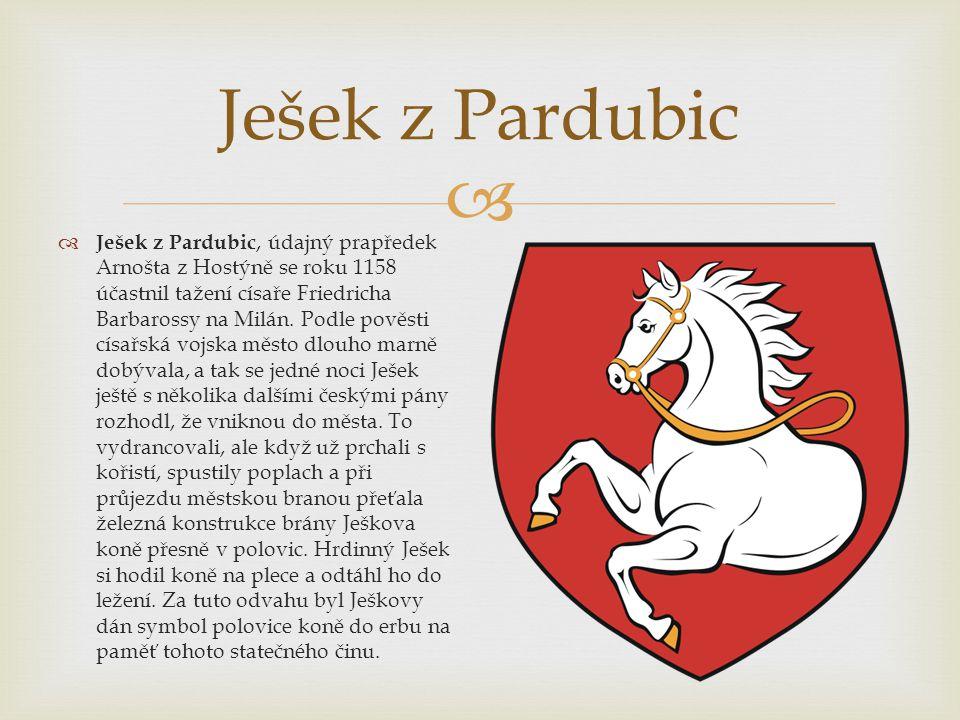 Ješek z Pardubic