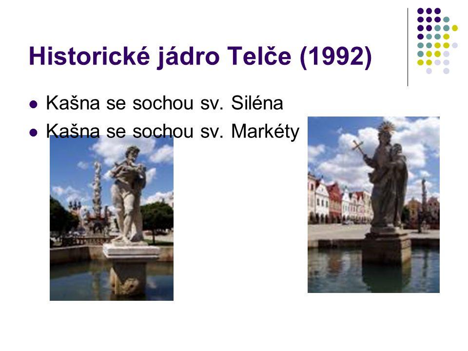 Historické jádro Telče (1992)