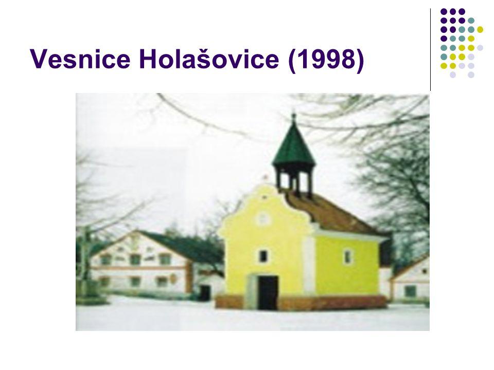 Vesnice Holašovice (1998)