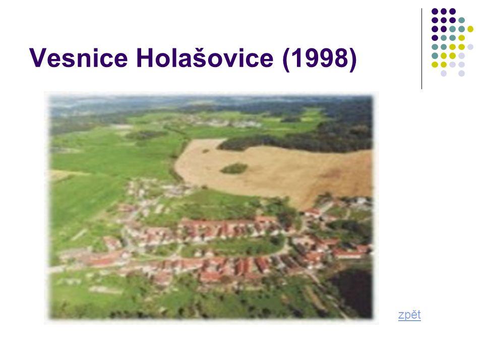 Vesnice Holašovice (1998) zpět