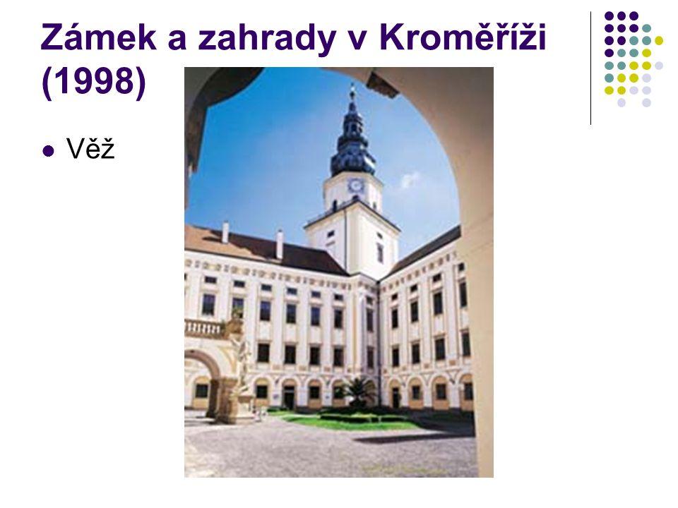 Zámek a zahrady v Kroměříži (1998)