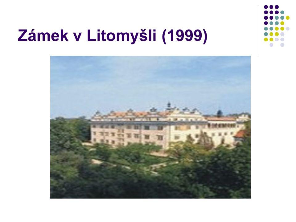 Zámek v Litomyšli (1999)