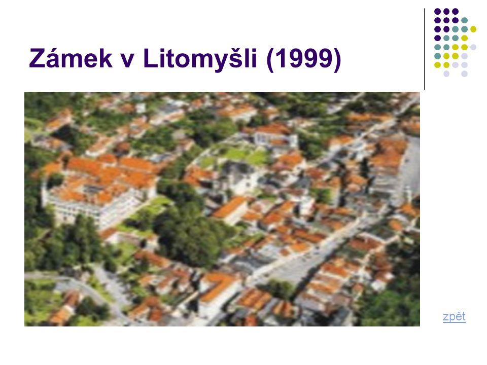 Zámek v Litomyšli (1999) zpět