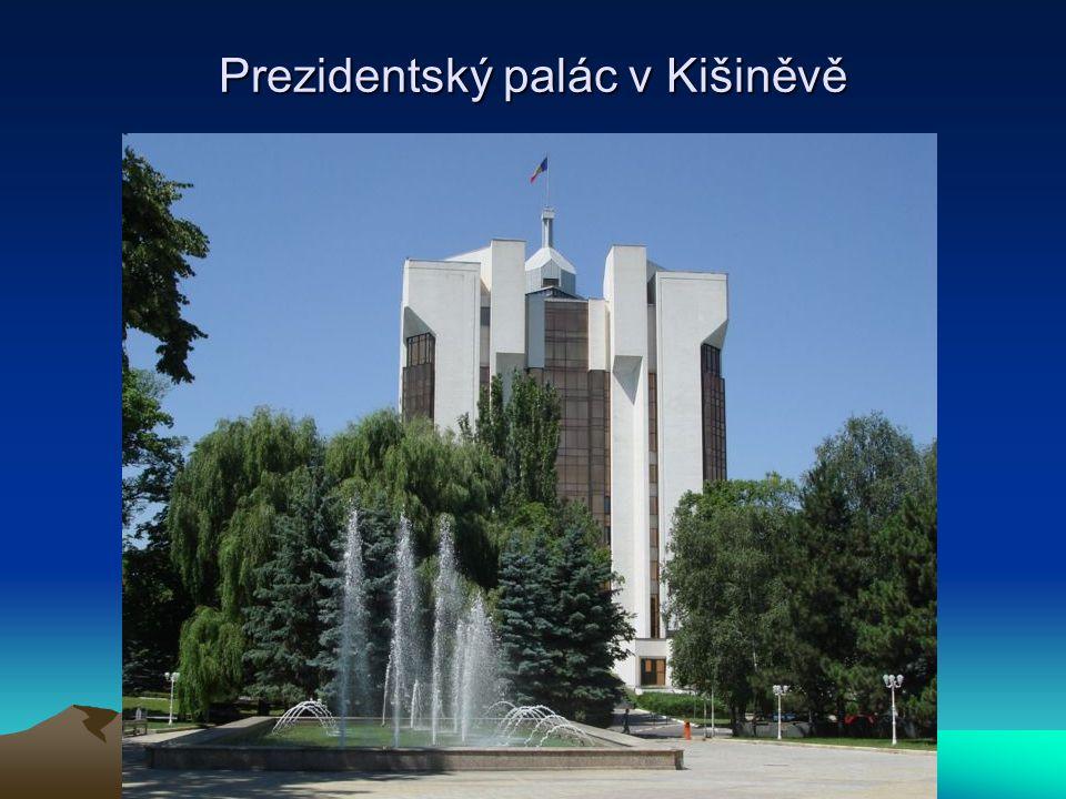 Prezidentský palác v Kišiněvě