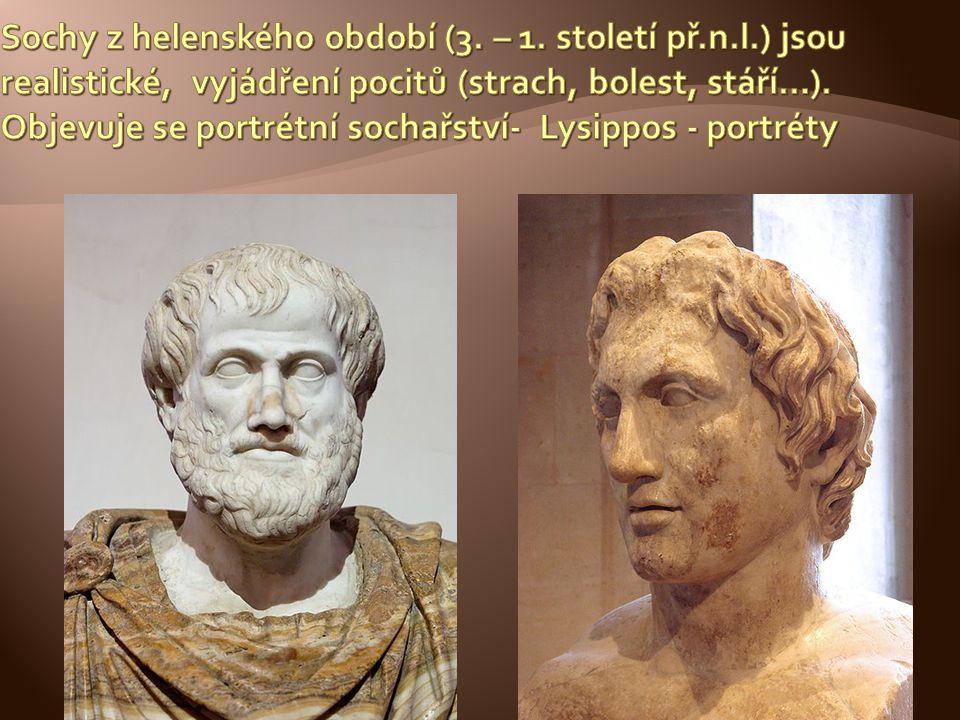 Sochy z helenského období (3. – 1. století př. n. l