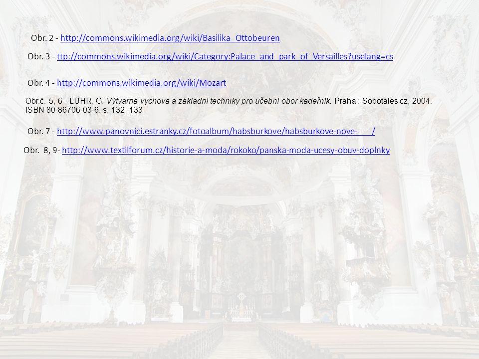 Obr. 2 - http://commons.wikimedia.org/wiki/Basilika_Ottobeuren