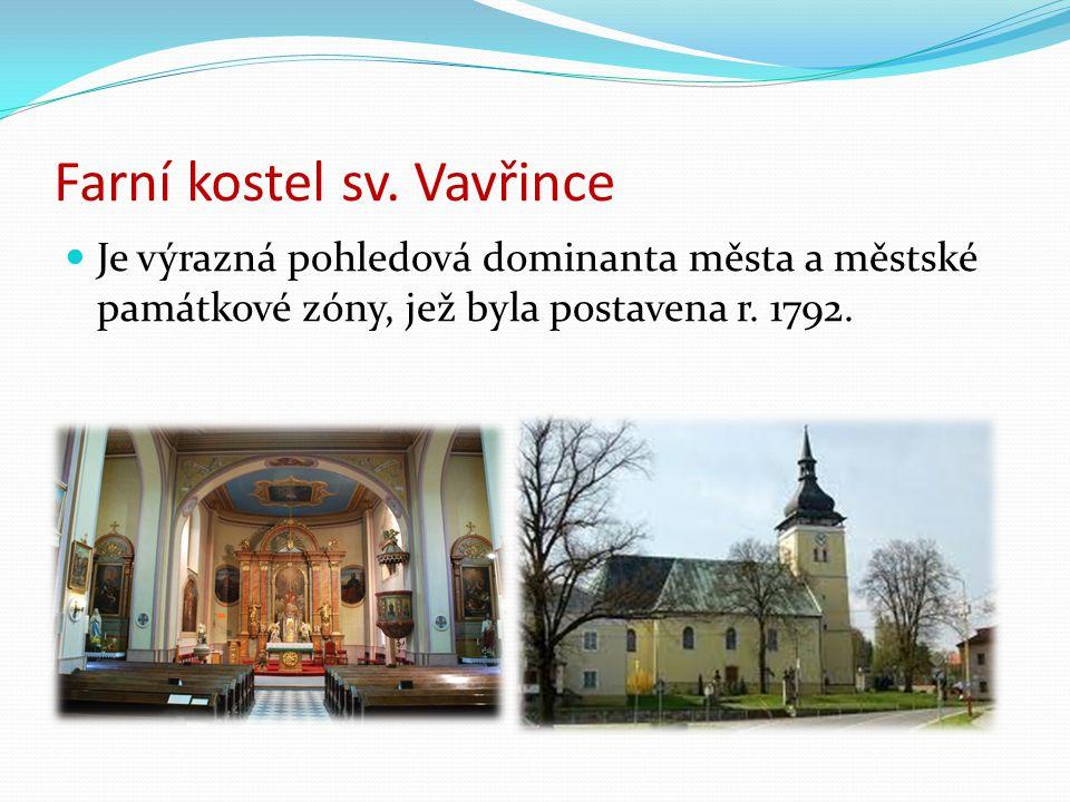 Farní kostel sv. Vavřince