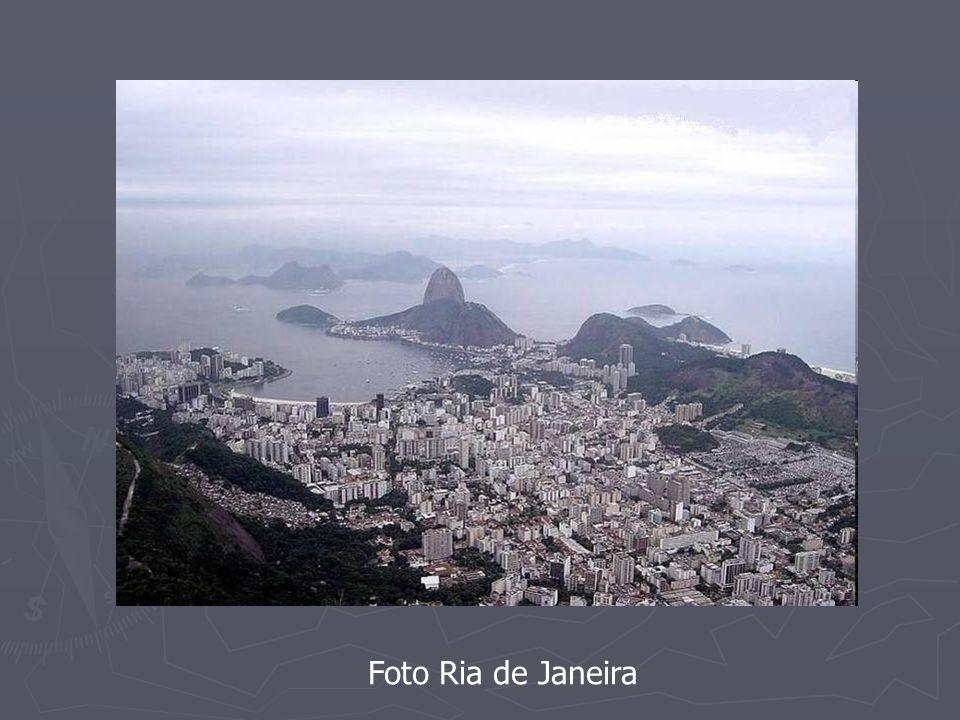Foto Ria de Janeira