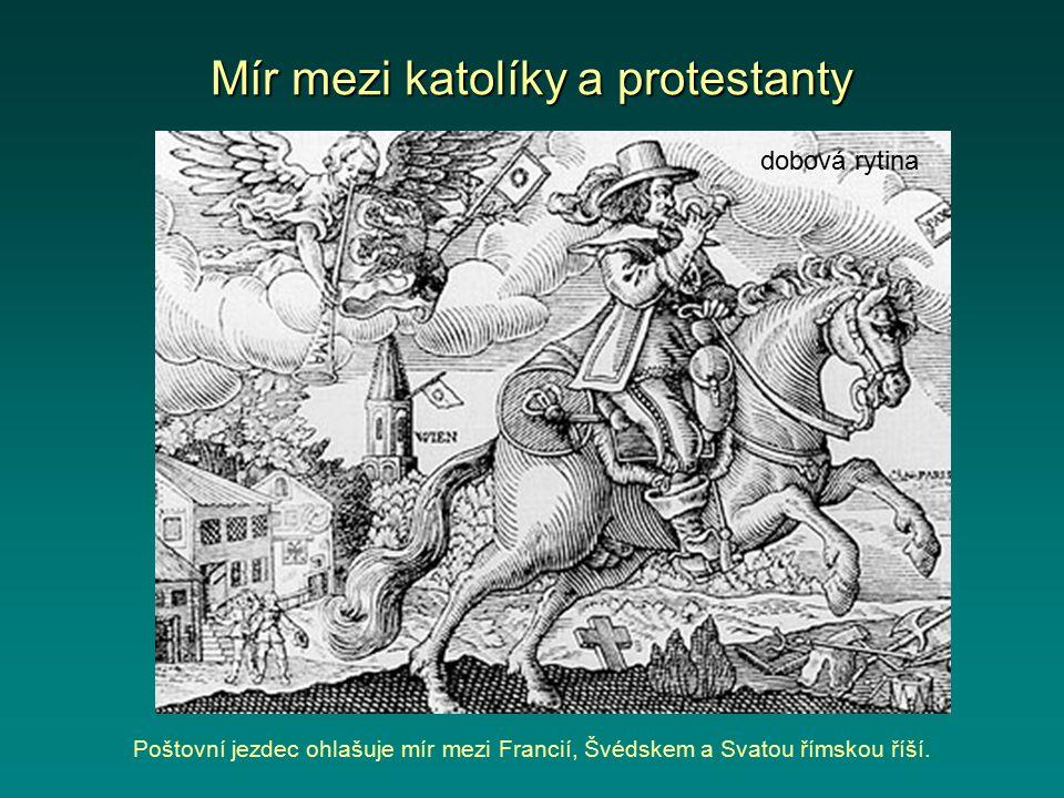 Mír mezi katolíky a protestanty