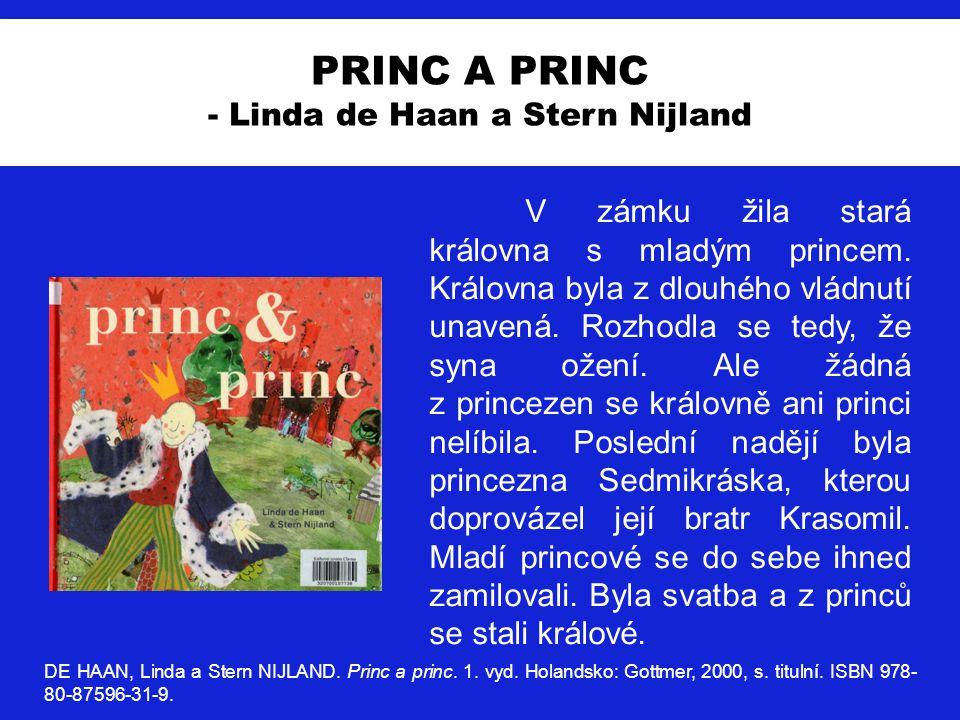 - Linda de Haan a Stern Nijland