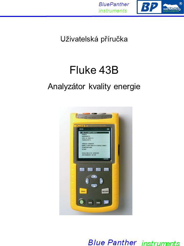 Analyzátor kvality energie