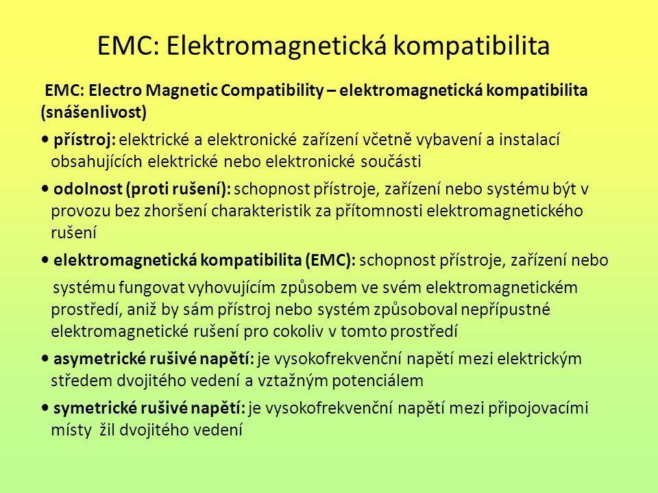EMC: Elektromagnetická kompatibilita